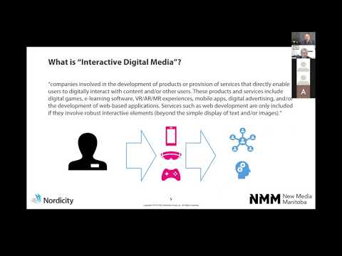 CEDF Online Forum Day 2: Growing the Digital Media Industry in the North