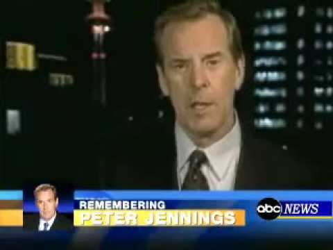 ABC News Outtakes on Peter Jennings - YouTube
