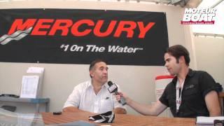 NOUVEAU MOTEUR MERCURY 150 CH 4T - Interview moteurboat.com