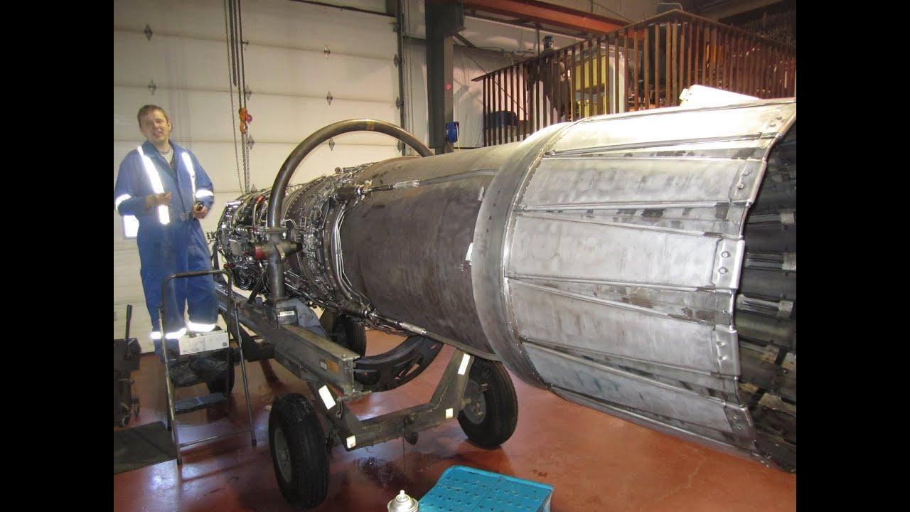 Jet Engine Thrust
