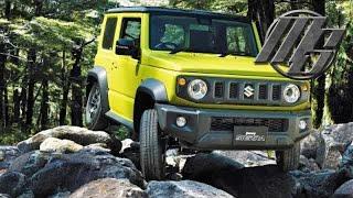 🔴 2019 Suzuki Jimny and Jimny Sierra | Best Car - Motorshow