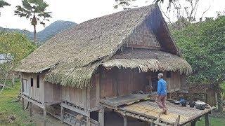 แบ่งปันน้ำใจสู่เมืองลาว EP27:หมู่บ้านโบราณ วิถีชีวิตพื้นบ้าน เฮือนไม้โบราณ เมืองเวียงไซ แขวงหัวพัน