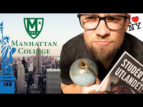Få det beste av to verdener ved Manhattan College, New York City