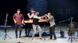 The Piano Guys - Ants Marching / Ode to Joy - Live @ Greek Theatre 8/6/16