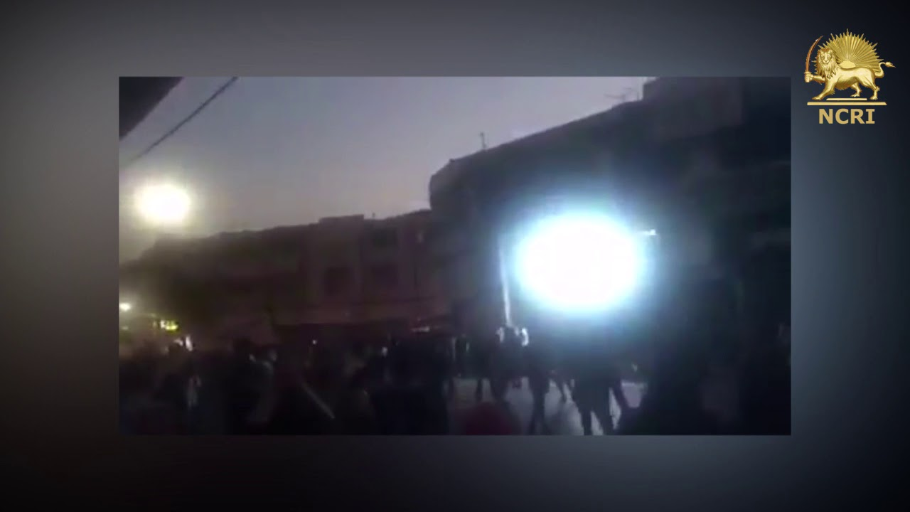 "GOHARDASHT, Karaj: people chant: "" Shame on you Khamenei, let go the country"", Aug. 4"