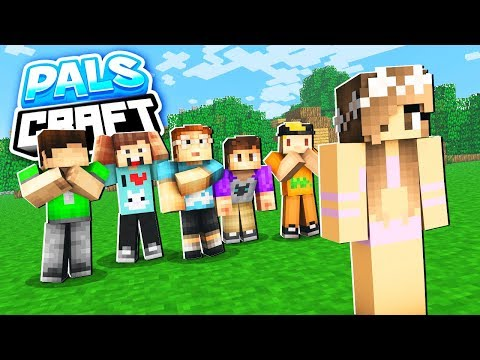 THE PALS HAVE GIRLFRIENDS!? | PalsCraft 2 - Episode 2