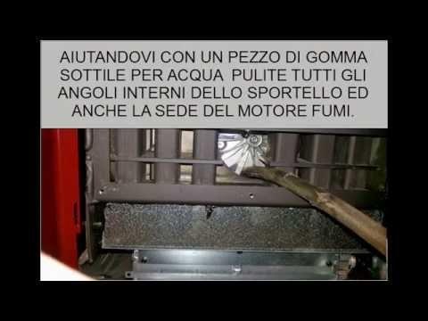 Risolvere allarme 39 all depr 39 nelle stufe a pellet for Stufa autocostruita