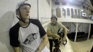 game of b i k e at legacy xs skatepark reece vs harvey