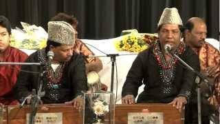 SAMEENA STAGE SHOW /Qawwali-Nizami Brothers
