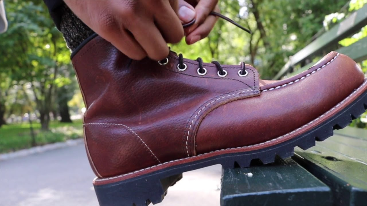 How I Style The Red Wing 8146 Roughneck