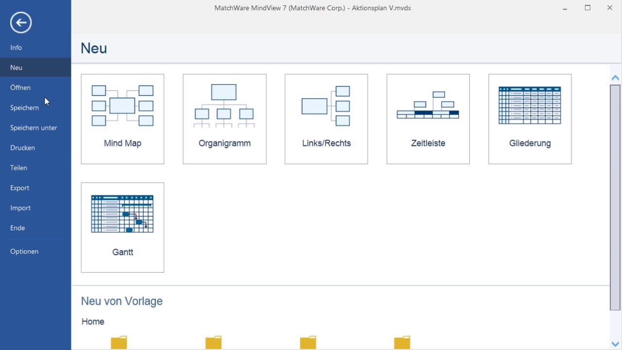MindView 7 - Excel Export: Einbinden von Textnotizen in eigener ...