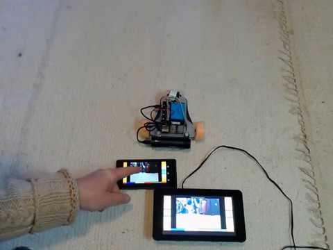 STS-PiLot Robotics Remote Control | Hackaday io