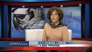 Uninsured Motorist Benefits Michigan | Diana Lewis for Goodman Acker