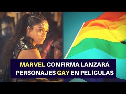 Personajes Marvel Gays