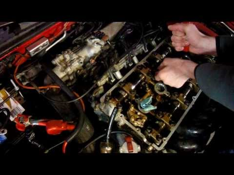 Repeat DSM 4G63 hydraulic lash adjuster removal by Michael