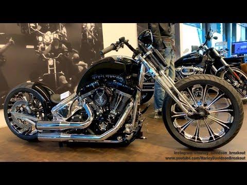 Harley Davidson Dealer Visit