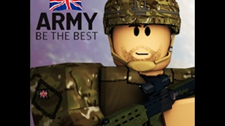 BA british army Roblox