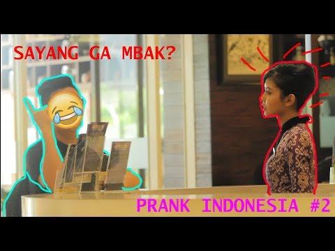 SAYANG GA MBAK?? PRANK INDONESIA #2