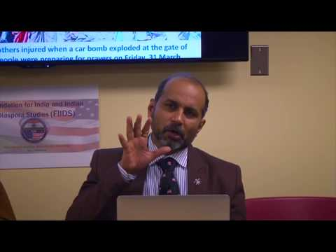 Part1 Terrorism and Human rights violation in Kashmir Washington DC