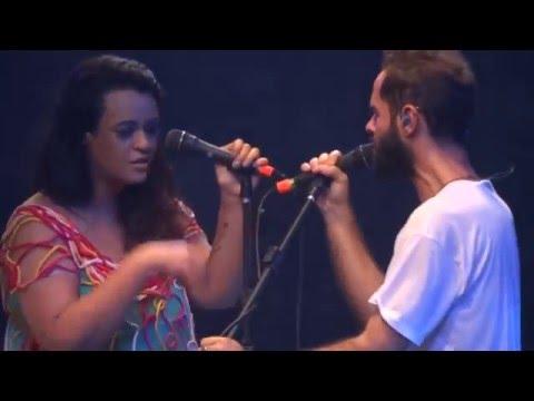 """Tulipa Ruiz + Marcelo Jeneci - """"Só Sei Dançar Com Você"""""""