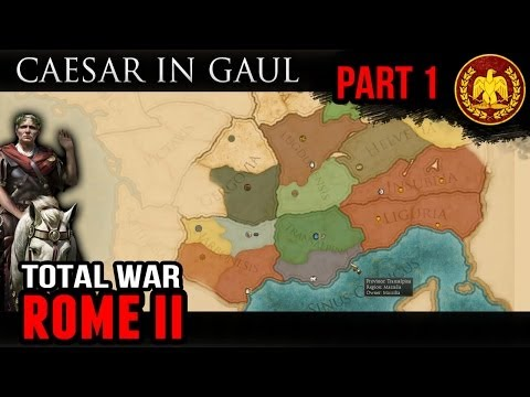 """Pro Consul in Gaul "" Episode 1 (Caesar in Gaul)"