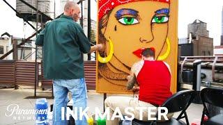 Craziest Flash Challenges: Pin Art, Ice Sculptures & More | Ink Master