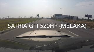 199 Garage -throwback On Board Camera Satria Gti,arena And Evo 7 Rs