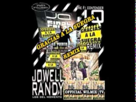 jowell y randy ft.jq gracias ala suegra official remix