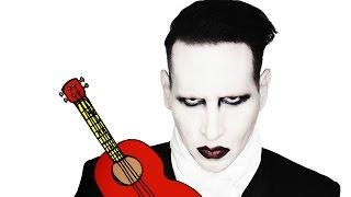 Как играть Marilyn Manson - Sweet Dreams на Укулеле для Начинающих с Нуля
