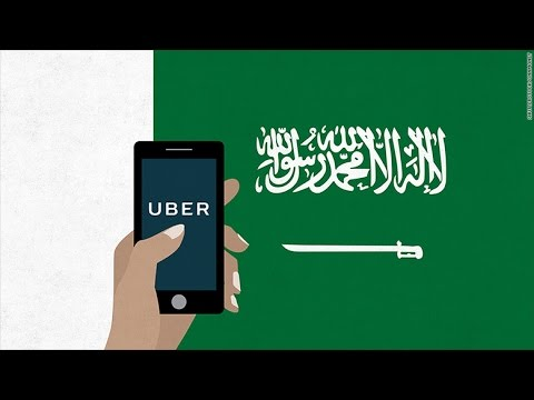 Uber gets $3.5 billion from Saudi Arabia ! !