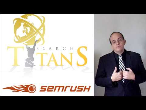 Search Titans SEMrush Japan Digital Tactical Strategy Introduction