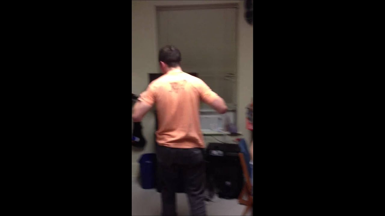 a14e72b1 Arms stuck in shirt - YouTube