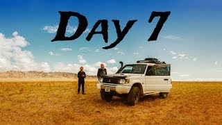 Travel Series ON AND OFF ROAD IN MONGOLIA, Ep. 7 (ENG & RUS subs)
