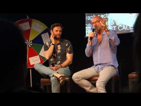 JIBland 2017: Steven Cree and Graham McTavish tell stories