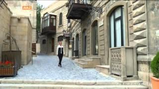 Bakü İçeri Şehir'i Gezelim - Azerbaycan - Ay Yıldızın İzinde - TRT Avaz