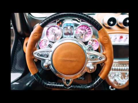 2014 Pagani Huayra Interior Youtube