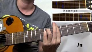 Guitar chords: Сплин – Санкт-Петербургское небо (аккорды, текст, бой)