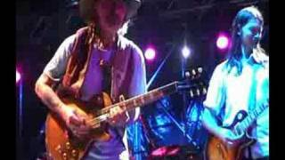 DICKEY BETTS - amazing solo !! - BACK WHERE IT ALL BEGINS Part.2- PISTOIA 2008