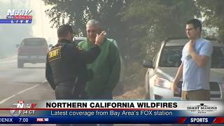 FNN 10/11/17: Harvey Weinstein Lands in AZ for Treatment; California Wildfire Coverage