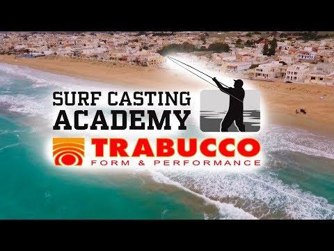 Trabucco TV - Surfcasting Academy 2018 Puntata 4 - Le giuste distanze
