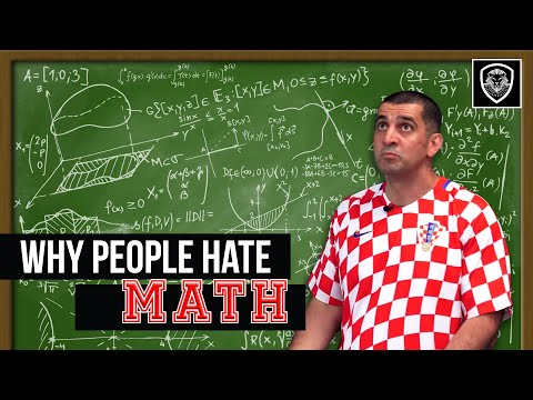 8 Reasons Why People Hate Math