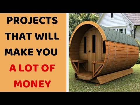 5 MOST Profitable Woodworking Projects To Build And Sell RIGHT NOW | Make Money With Woodworking