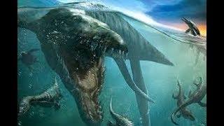 Монстры древних океанов Подводные динозавры   Документальный фильм