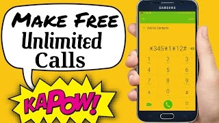 Make Free Unlimited Calls Without Sim Card & Without sim Balance 2017(, 2017-03-06T18:39:35.000Z)