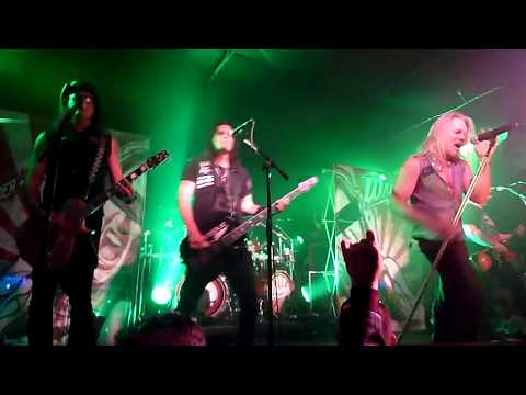 Warrant-hole In My Wall-Live At Leatherheads May 13, 2017