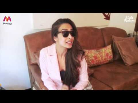 Malaika Arora Khan- Live StyleChat on Myntra 10th Dec from 5-7PM