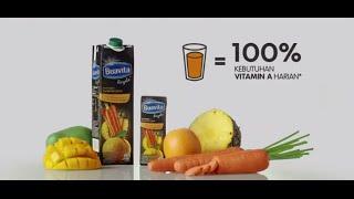 Buavita Royale Fruits And Veggies - Sunshine Carrot