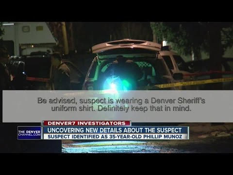 Uncovering details about suspect in Denver officer shooting