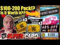 Secret Valentine Packs..WORTH IT? Challenge and Grand Challenge Pack Openings! WWE SuperCard S4!