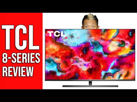 TCL 8-Series 4K Mini LED TV Review: The best QLED black levels I've ever seen